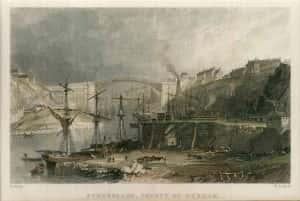 11a Allum Old Wearmouth Bridge 1832