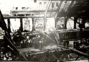 11i Railway station bombed