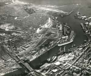 12 Wearmouth_Bridge and river to sea 1967