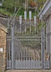 12n Paddle Gate