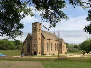 13a St Peter's church