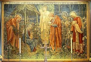 16a Alterpiece tapestry