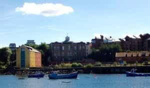 17f Wylam Wharf
