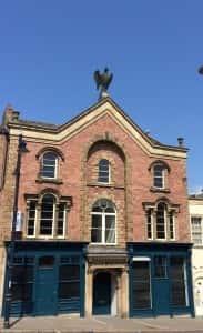 18 Eagle House