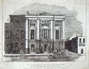 19b Lyceum Theatre
