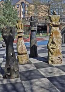 2e Chess set