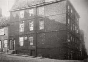 3e Pottery Bank - Jack Crawford Birthplace