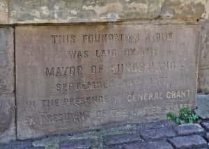 5b Foundation stone