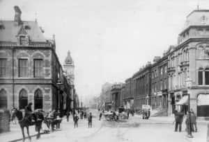 6bFawcett Street jcn Borough Road - 1892