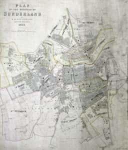 Parish plan 1883