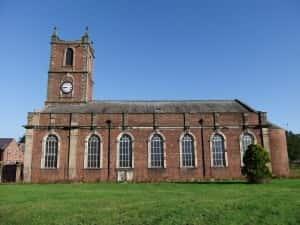 38a Holy Trinity church