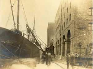 39b Hudson Dock