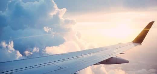 Image: Air travel