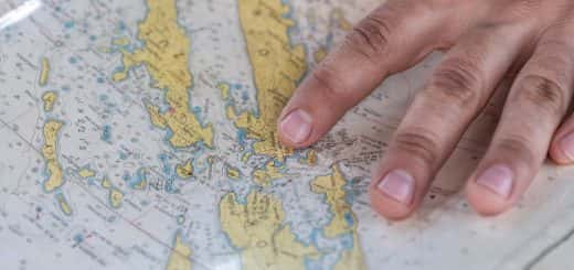 map geography world