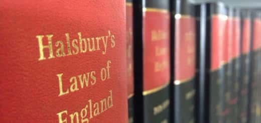Halsbury's Laws of England