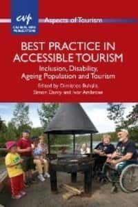 Book cover - Accessible tourism