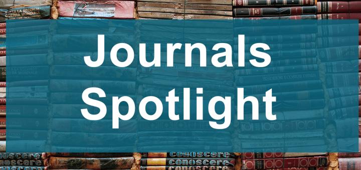 Journals spotlight