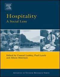 Hospitality - social lens