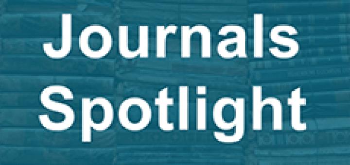 image: journals spotlight