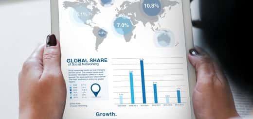 image: statistics charts