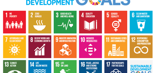 Image: Sustainable Development Goals poster