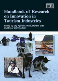 book cover - handbook of research on innovations in tourism