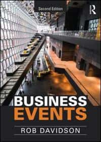 Book covers - Business events
