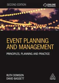 Book covers - Event Planning and management