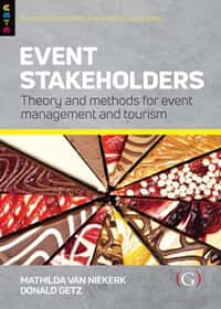 Book covers - Event stakeholders