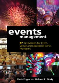 Book covers - Events management - 87 key models