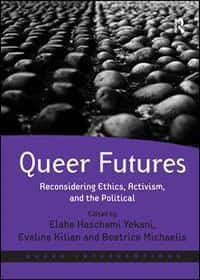 Book cover - Queer futures