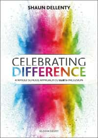 Book cover- celebrating difference