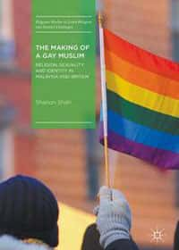 Book cover - making of a gay muslim