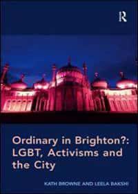 Book cover - ordinary in Brighton