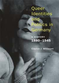 Book cover: queer identities and politics