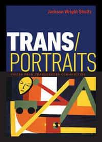 Book cover - trans portraits