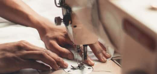 sewing machine, fashion, thread