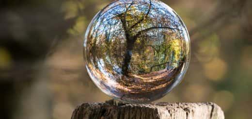 glass, colour, ball