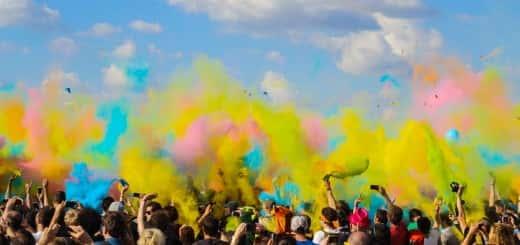 Event-colours