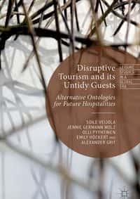 Book: Disruptive tourism