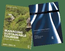 sustainable tourism books