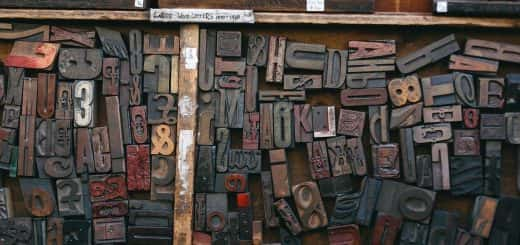 wood type, printmaking