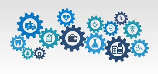 Image of health care cogs