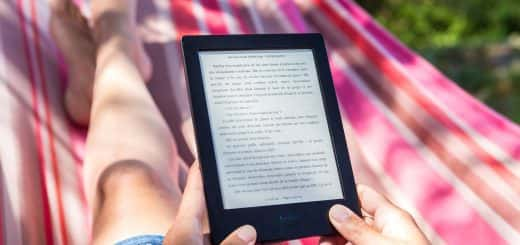 ebook, hammock