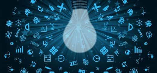Lightbulb learning image