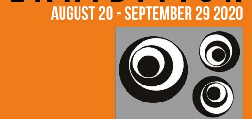 Poster for BA Fine Art exhibition September 2020