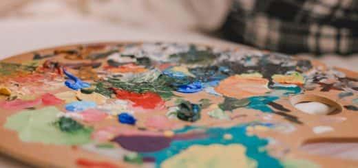 paint pallet
