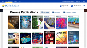 Image of ACS publications