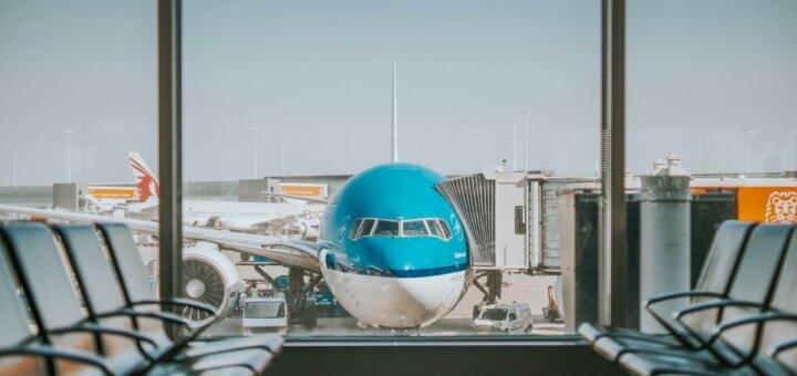 Airport terminal (unsplash)